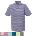 FootJoy ProDry Performance Lisle Feeder Stripe Self Collar