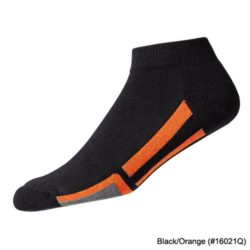 FootJoy Dry Fashion Sport Black Socks