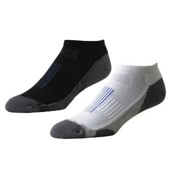 フットジョイ TechSof Tour Low Cut Socks  (6 pairs)