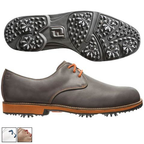 フットジョイ FJ City Blucher Golf Shoes