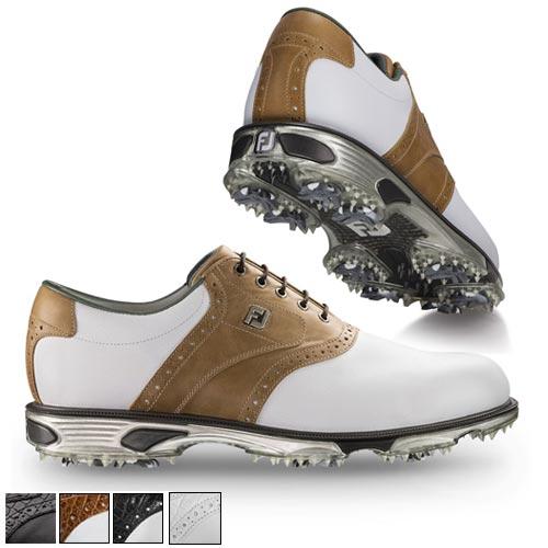 FootJoy DRYJOYS TOUR Plain Toe Saddle Shoes