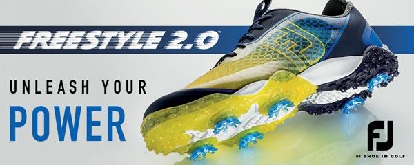 Footjoy FJ Freestyle 2.0 Shoes