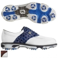FootJoy DRYJOYS TOUR Bicycle Toe Saddle Shoes - CLOSE OUT