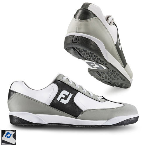 FootJoy GreenJoys Spikeless Retro Court Shoes