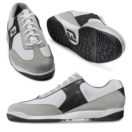 FootJoy GreenJoys Spikeless Retro Court Shoes - CLOSE OUT