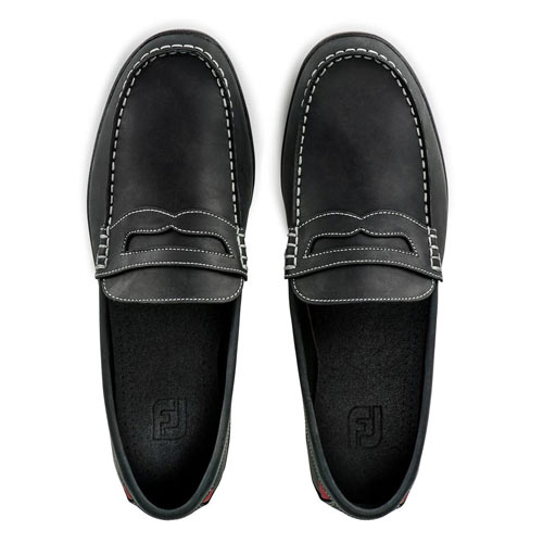 Footjoy Club Casuals Penny Loafer-Previous Season Style - ウインドウを閉じる