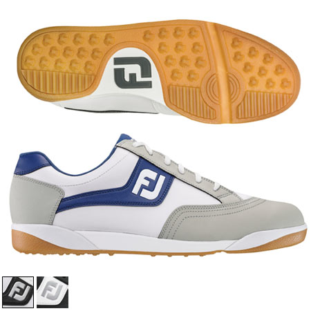 FootJoy FJ Originals Spikeless Retro Court Shoes