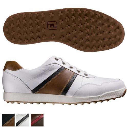 フットジョイ CONTOUR CASUAL Saddle Shoes/フットジョイCONTOUR CASUALサドルシューズ【ゴルフシューズFootJoy(フットジョイ)】/FTJ0797/FootJoy(フットジョイ)/激安クラブ USAから直送【フェアウェイゴルフインク】