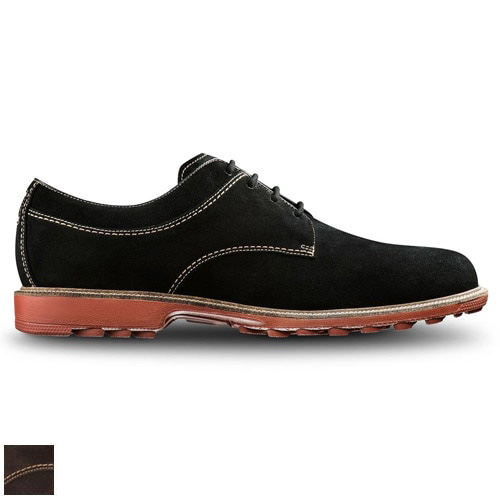 FootJoy Club Casuals Spikeless Plain Toe Blucher Shoes
