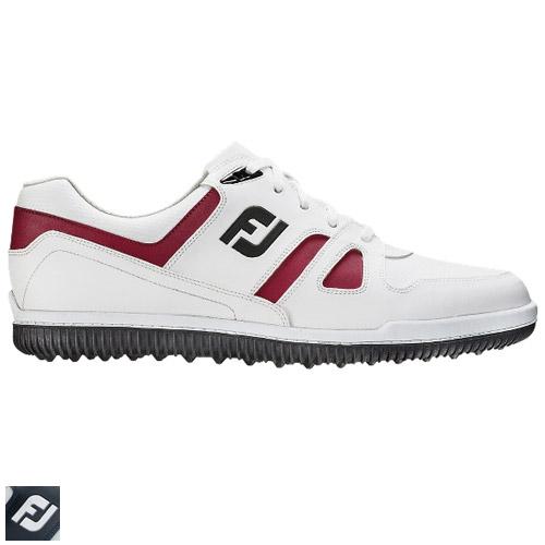 フットジョイ GreenJoys Spikeless Retro Court Shoes