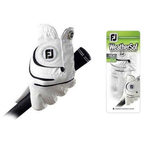 フットジョイ Ladies WeatherSof White Gloves