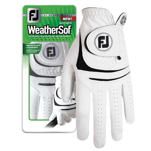 フットジョイ Ladies New WeatherSof Gloves