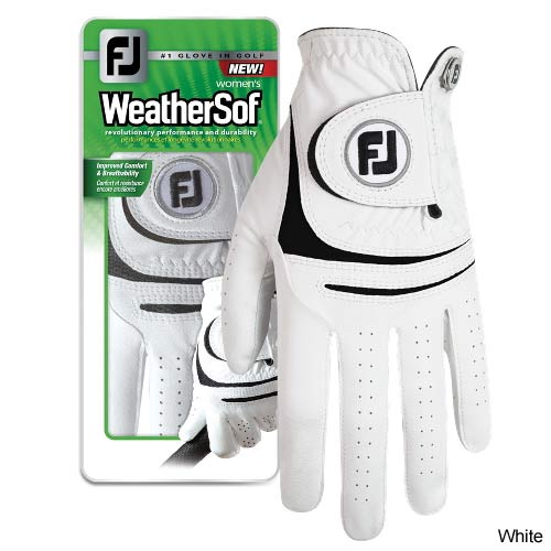 FootJoy 2017 Ladies New WeatherSof Gloves - Click Image to Close