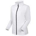 FootJoy Ladies Full-Zip Quilted Hybrid Jacket