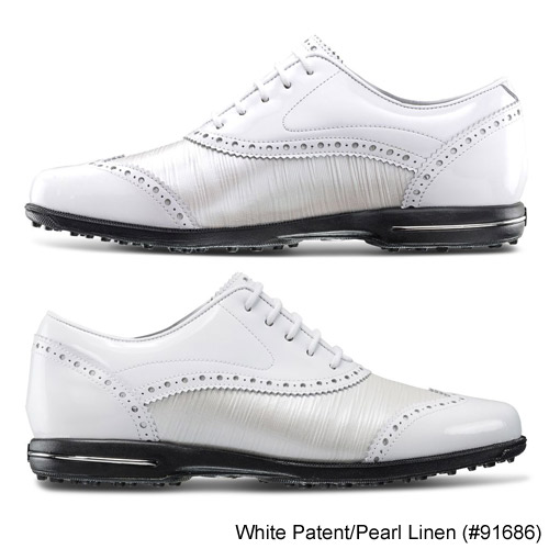 Footjoy Ladies Tailored Collection Spikeless Shoes