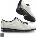FootJoy Ladies Tailored Collection U-Throat w/Tassle Spikeless S