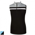 FootJoy Ladies Interlock Color Block Sleeveless