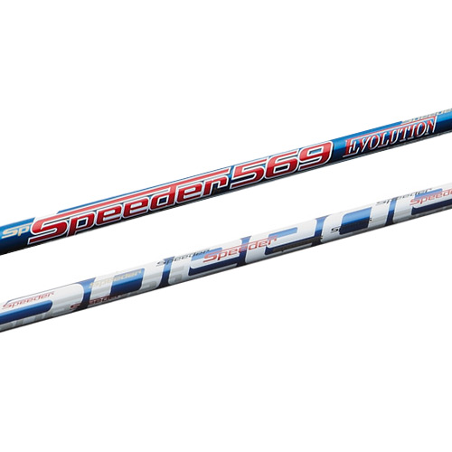 Fujikura Speeder Evolution Series Wood Shafts