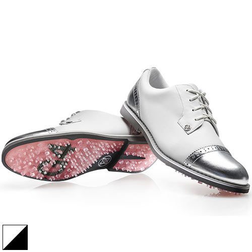 G/FORE Ladies Cap Toe Gallivanter Golf Shoes