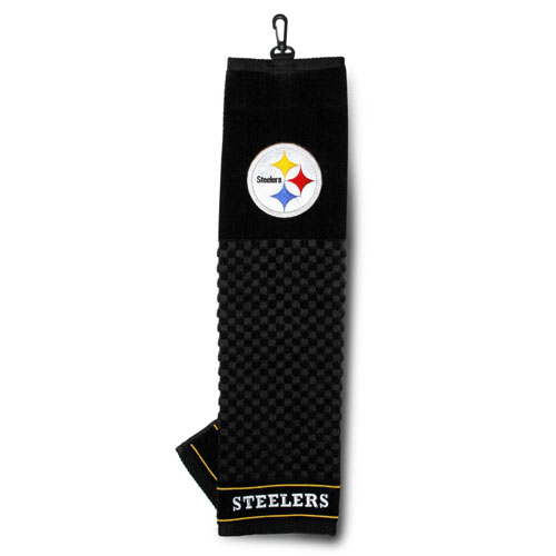 NFL Steelers Embroidered Golf Towels