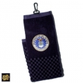 Alumni Golf Military Embroidery Trifold Towels