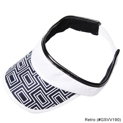 Glove It Ladies Print Golf Visor - Closeout