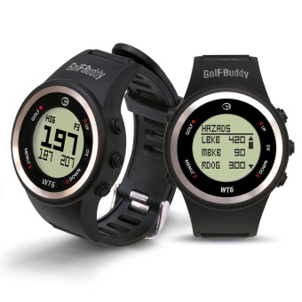 GolfBuddy WT6 Golf GPC Watch
