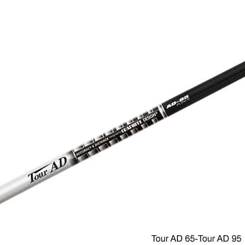 Graphite Design Tour AD Iron Shafts