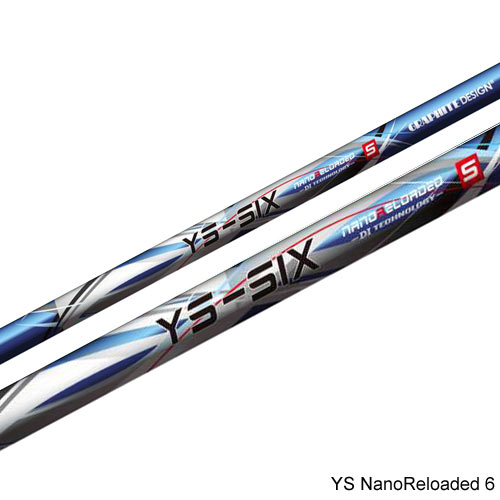 Graphite Design YS NanoReloaded Wood Shafts
