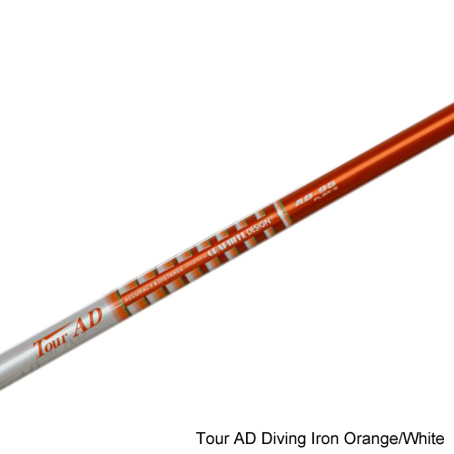 Graphite Design Tour AD Utility Driving Iron shafts