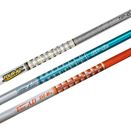 Graphite Design 50g Wood Shafts