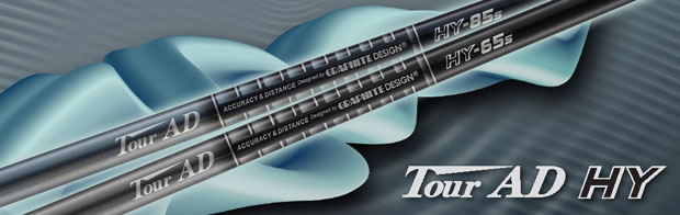 Graphite Design Tour AD HY Shafts