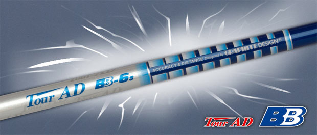 Graphite Design Tour AD BB Shafts