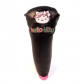 Hello Kitty Black Putter Covers