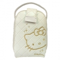 Hello Kitty Ladies White Shoe Bags