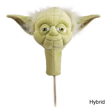 Hornungs Star Wars Yoda Headcover - Click Image to Close