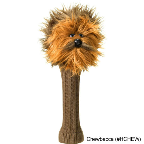 Hornungs Star Wars Chewbacca Headcovers