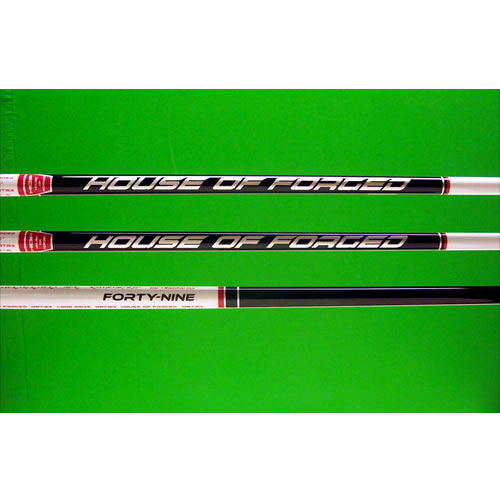 House of Forged 49 Ultralight Weight Shafts