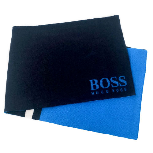 Hugo Boss Knit Scarf (#50214137)