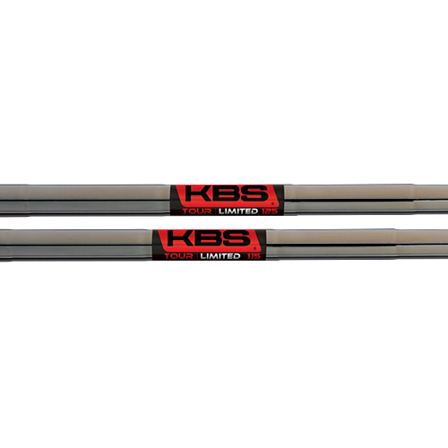 KBS Tour PVD Limited Edition Iron Shaft Sets