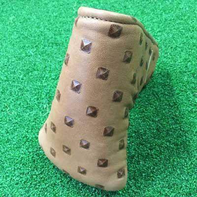 Kronos Golf Don't be a Square Putter Headcovers