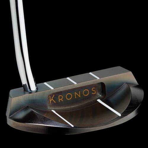 Kronos Golf Metronome Refined PVD Carbon Putter