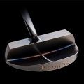 Kronos Golf Mandala Refined PVD Carbon Putter