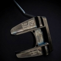 Kronos Golf Kampe Refined PVD Carbon Putter