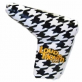 LoudMouth Oakmont Houndstooth Putter Head Covers