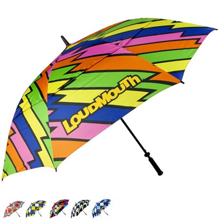 ラウドマウスゴルフ Umbrellas