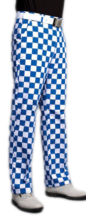 LoudMouth Derby Chex Pants