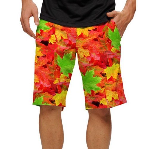 LoudMouth Fall & Oaks Shorts