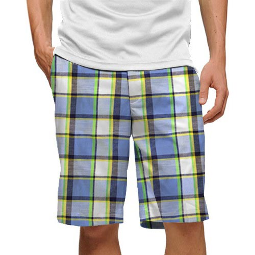 LoudMouth Blueberry Pie Shorts