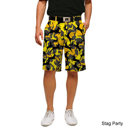 LoudMouth Stag Party Shorts
